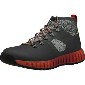 Helly Hansen Vanir Canter HT - Chaussures Homme - gris/rouge